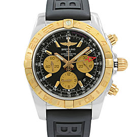 Breitling Chronomat GMT CB042012/BB86-153S 44mm Mens Watch