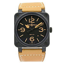 Bell & Ross Aviation BR03-92 42mm Mens Watch