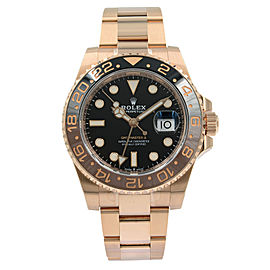 Rolex GMT-Master II 126715 40mm Mens Watch