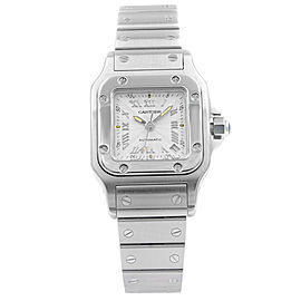 Cartier Santos W20044D6 24mm Womens Watch