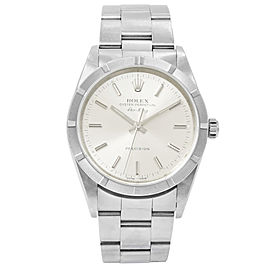 Rolex Air-King 14010M 34mm Mens Watch