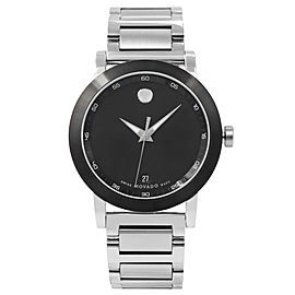 Movado Museum 0606604 42mm Mens Watch