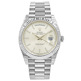 Rolex Day-Date 228239 ssmip 40mm Mens Watch