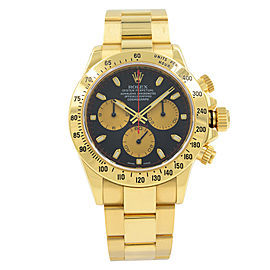 Rolex Daytona 116528H 40mm Mens Watch