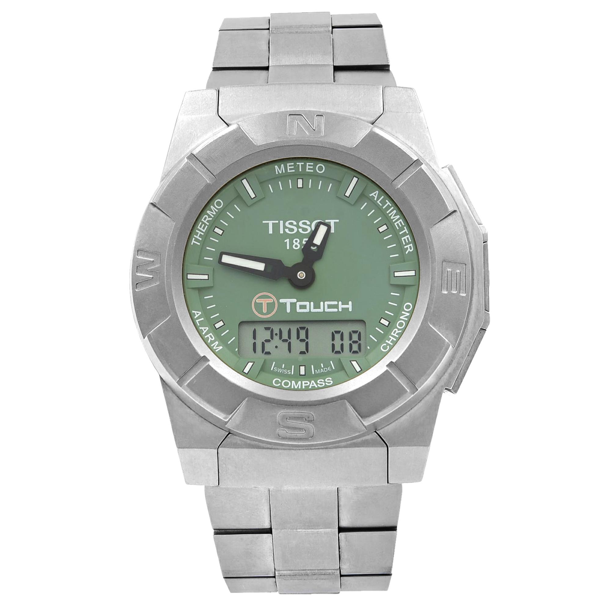 Tissot T-Touch Trekking T001 520 44 091 00 42mm Mens Watch