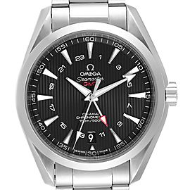 Omega Seamaster Aqua Terra GMT Co-Axial Watch 231.10.43.22.01.001
