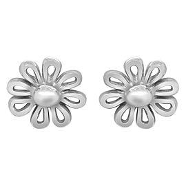 Tiffany & Co. Paloma Picasso Daisy Flower Earrings