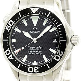 Omega Seamaster 2252.50 Stainless Steel 36mm Mens Watch