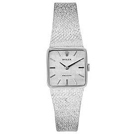 Rolex 18K White Gold Vintage Coctail Ladies Watch 285