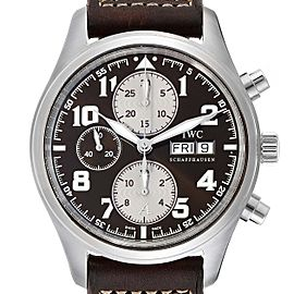 IWC Spitfire Pilot Saint Exupery Limited Edition Mens Watch IW371709