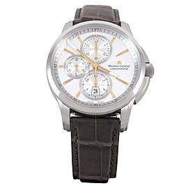 Maurice Lacroix Pontos Stainless Steel 43mm Mens Watch
