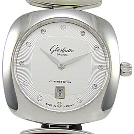 Glashutte Original Pavonina Stainless Steel 31mm Womens Watch