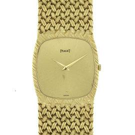 Piaget 18K Yellow Gold Manual 32mm Womens Watch