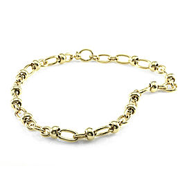 Pomellato 18K Yellow Gold Statement Chain Necklace