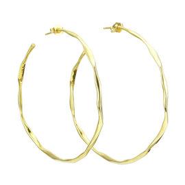 Ippolita 18K Yellow Gold Hoop Earrings