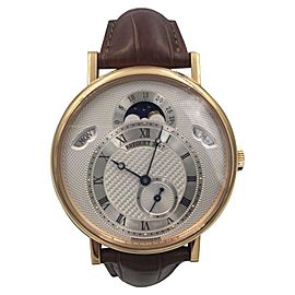 Breguet Classique 7337BA 18K Rose Gold Automatic 39mm Womens Watch