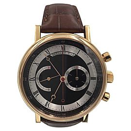 Breguet Classique 5287BR 18K Rose Gold Manual Wind 42mm Mens Watch