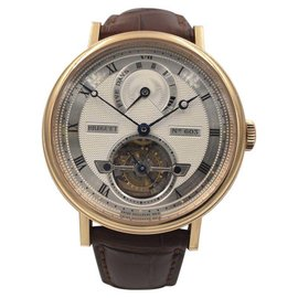 Breguet Classique Tourbillon 5317BA 18K Rose Gold Automatic 39mm Mens Watch