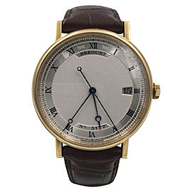 Breguet Classique 5177BA 18K Yellow Gold Automatic 38mm Mens Watch