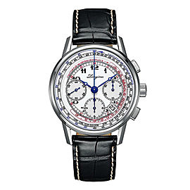 LONGINES HERITAGE TACHYMETER L27814132 | HE