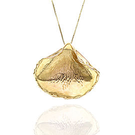 Tiffany & Co. Angela Cummings 18K Yellow Gold Pendant