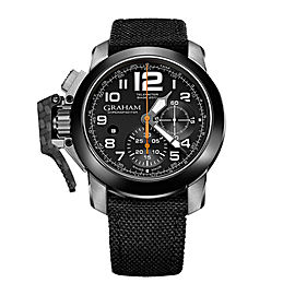 Graham Chronofighter Raptor Ref.# 2CCAC.B03A.T12
