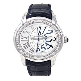 Audemars Piguet Millenary 77301BC.ZZ.D301CR.01 36mm Womens Watch