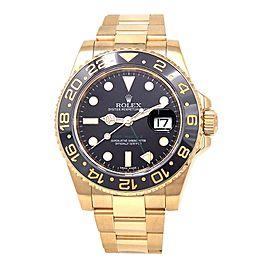 Rolex GMT-Master II 116718 40mm Mens Watch