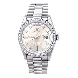 Rolex Day Date 18036 36mm Unisex Watch