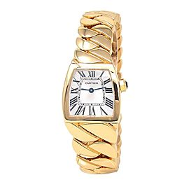 Cartier La Dona W640030I 22mm Womens Watch