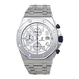 Audemars Piguet Royal Oak Offshore 25721ST.OO.1000ST.07.A 42mm Mens Watch
