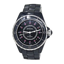 Chanel J12 H1635 38mm Womens Watch