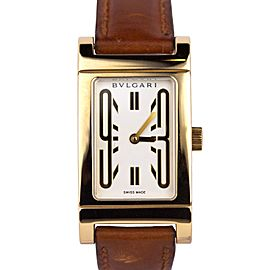Bulgari Rettangolo RT 39 G 21mm Womens Watch