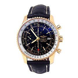 Breitling Navitimer World K24322 46mm Mens Watch