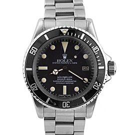 Rolex Sea Dweller 1665 Vintage 40mm Mens Watch