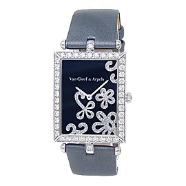 Van Cleef & Arpels Lady Arpels Dentelle HH6075 27mm Womens Watch