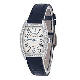 Franck Muller Curvex 1752 QZ DP 25mm Womens Watch