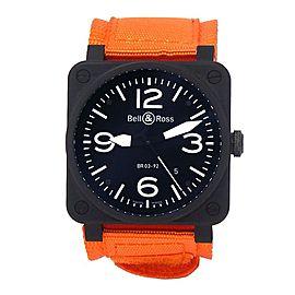 Bell & Ross Aviation Instruments BR0392 42mm Mens Watch