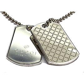Gucci Sterling Silver Pendant
