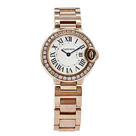 Cartier Ballon Bleu LDS # WE9001Z3
