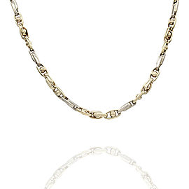 Speiclaty Link Chain Necklace in Gold