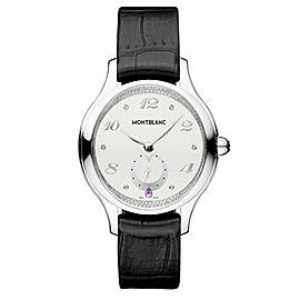 Montblanc Timewalker Chronograph Black Dial 103094