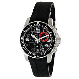 Longines Hydroconquest Black/Red L36904532