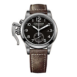 Graham Chronofighter Black Dail 2CXAS.B01A.L23S.309