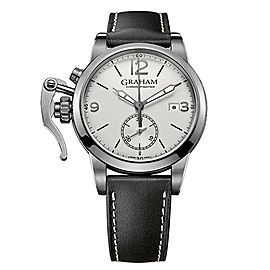 Graham Chronofighter Silver Dial 2CXAS.S01A.L17