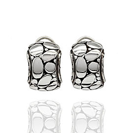 David Yurman Kali Silver Earrings