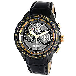 Graham Silverstone RS Skeleton Black / Rose Gold 2STAZ.B02A.C160H