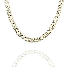 Specialty Link Necklace in Gold
