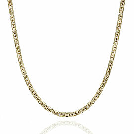 Byzantine Necklace in Gold