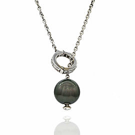 Mikimoto Pearls in Motion Necklace in Gold